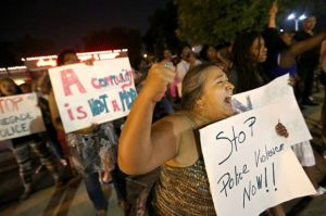 Ferguson Protest Leader Has Her Car Stolen Outside Rally Against Police