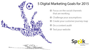 5 Realistic and Achievable Digital Marketing Goals for 2015