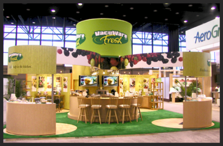Exhibition Booth Area : Did you get a horrible quote for your trade show booth