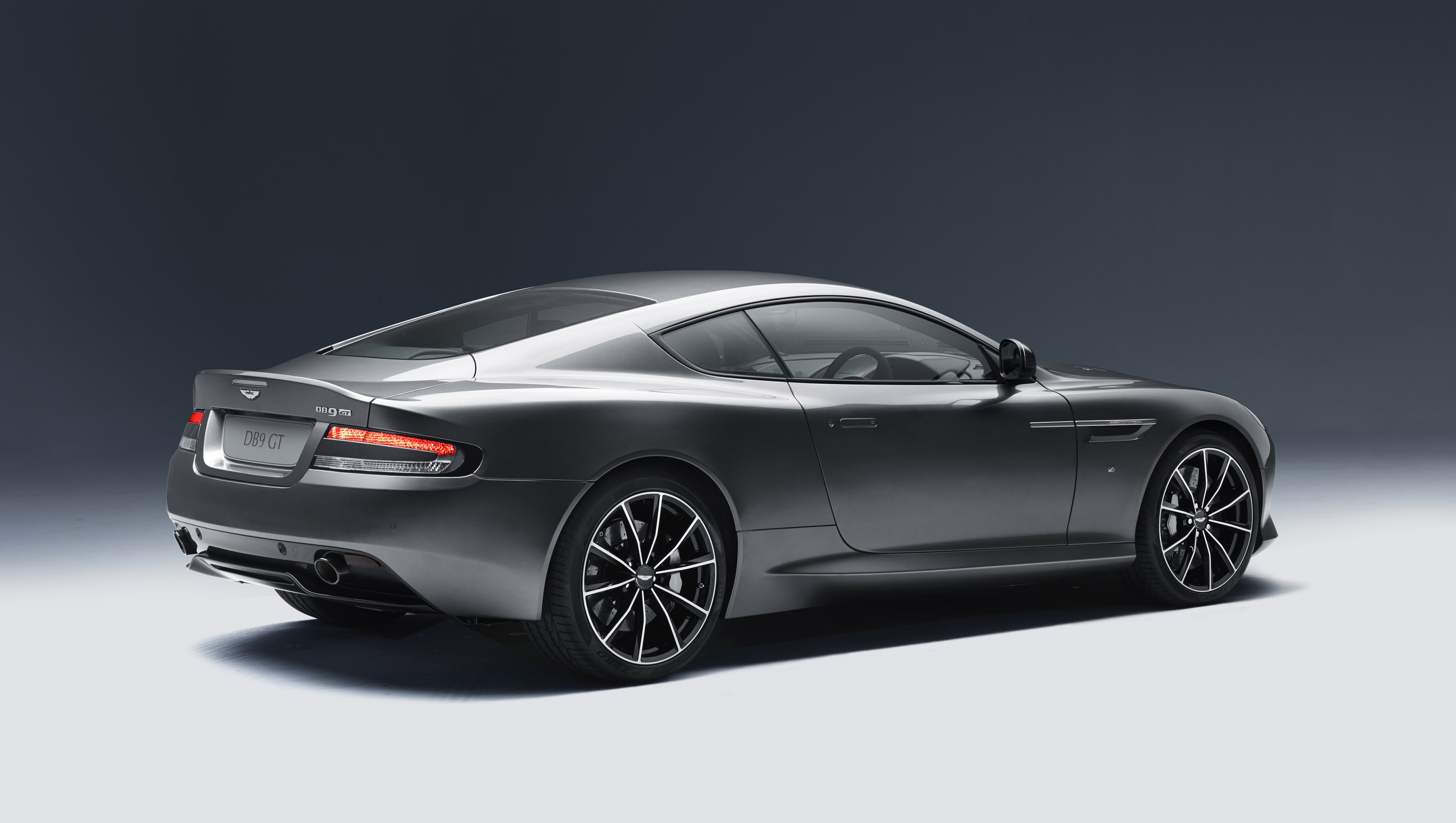 Aston Martin DB9 GT – Revealed