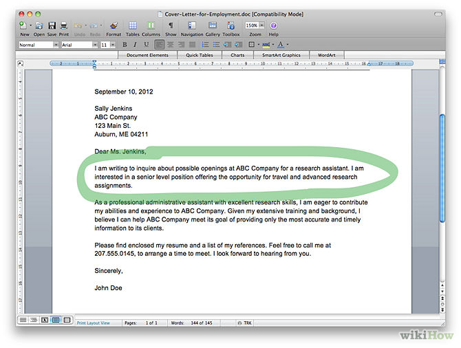 cover letter confusion to whom should you address it - Build A Cover Letter