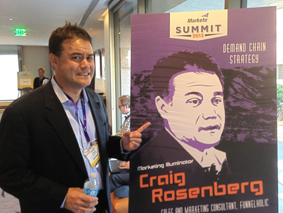 craig rosenberg at marketo summit