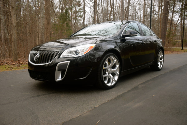 Premium Sports Sedan 2016 Buick Regal Gs Awd