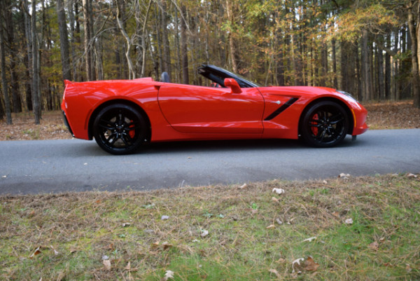 2016 Chevrolet Corvette Z51 Convertible