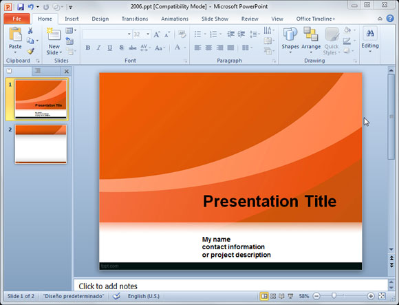 How to create engaging powerpoint templates and presentations for How to create power point template