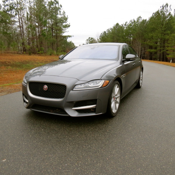 Jaguar Sport: Jaguar XF: Midsize Luxury Sport Sedan