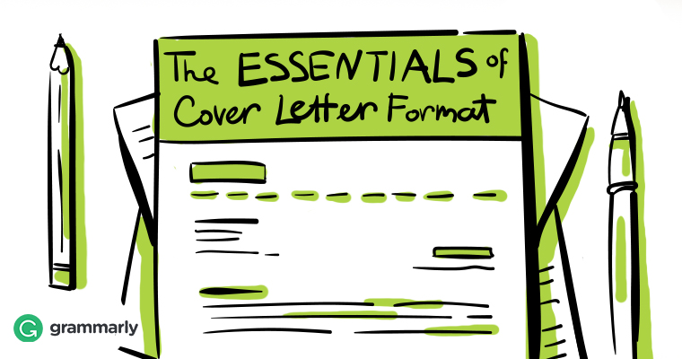 Essentials Of Cover Letter Format