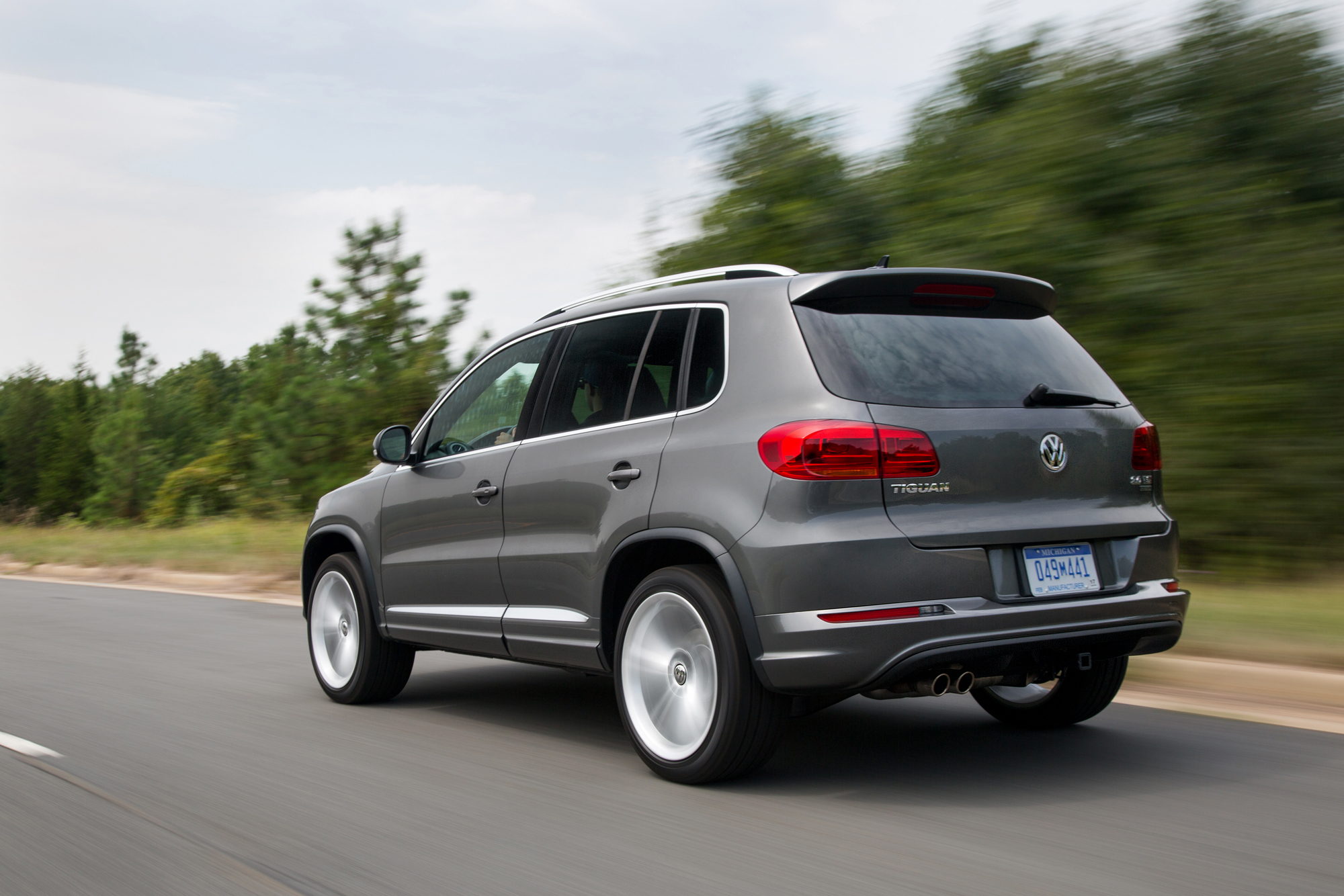 2016 Vw Tiguan R Line Review