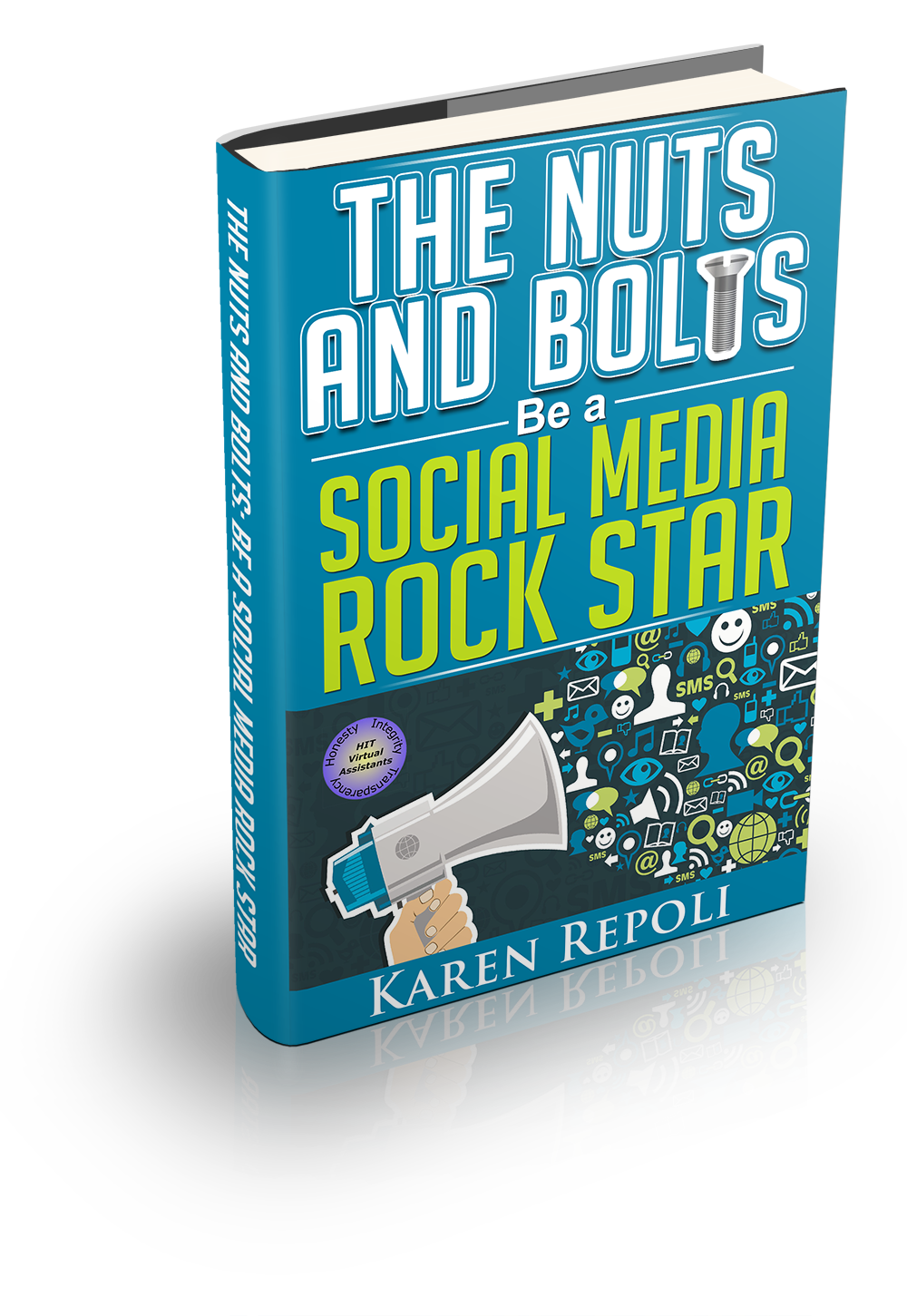 How to be a social media rock star