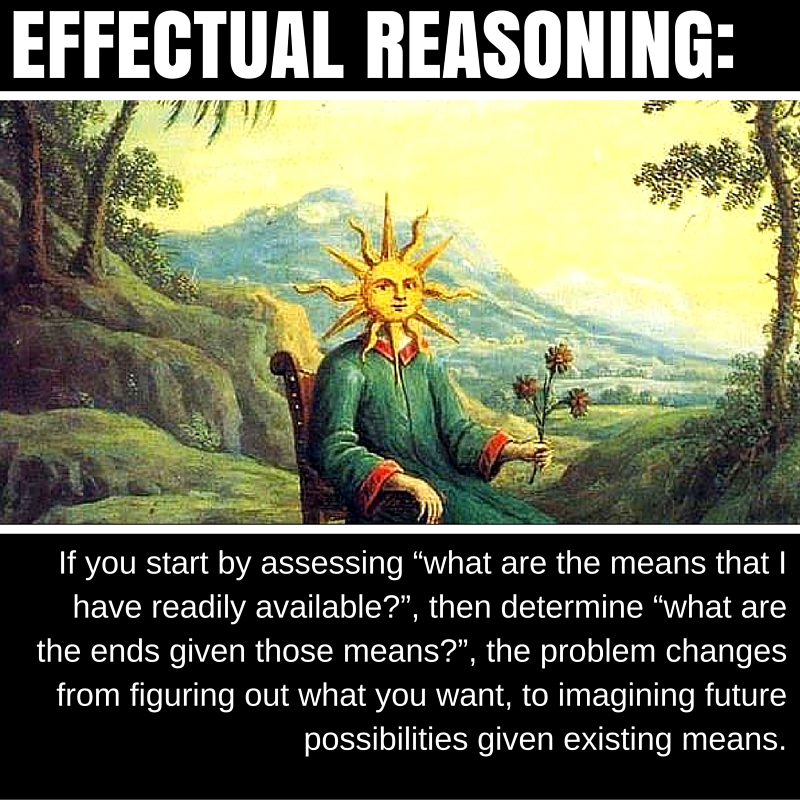 EFFECTUAL REASONING (1)