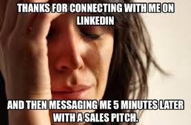 LinkedIn Sales Pitch