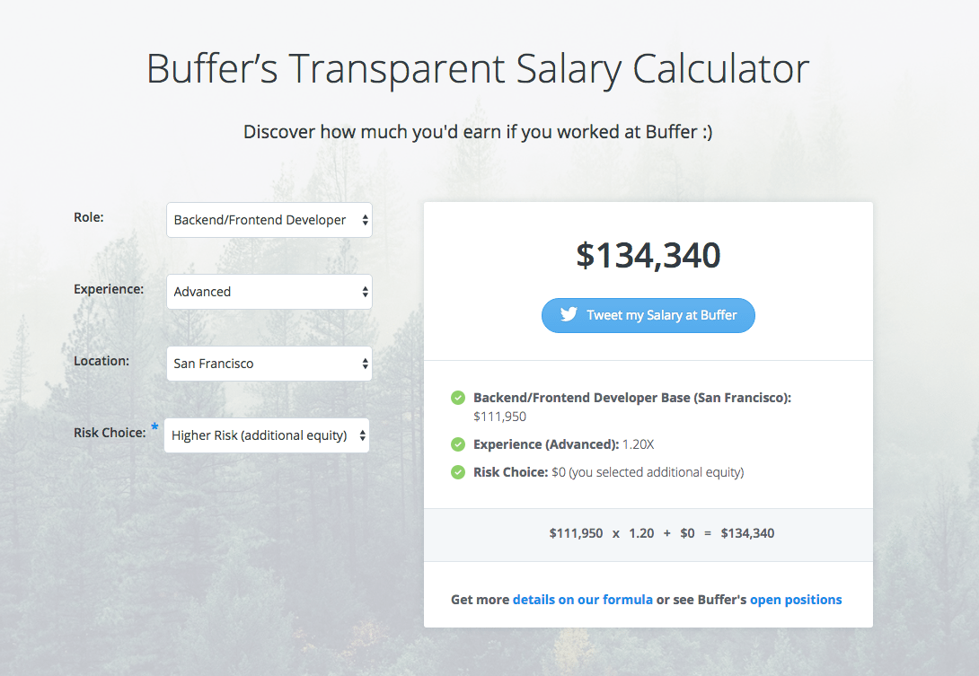 salary calculator