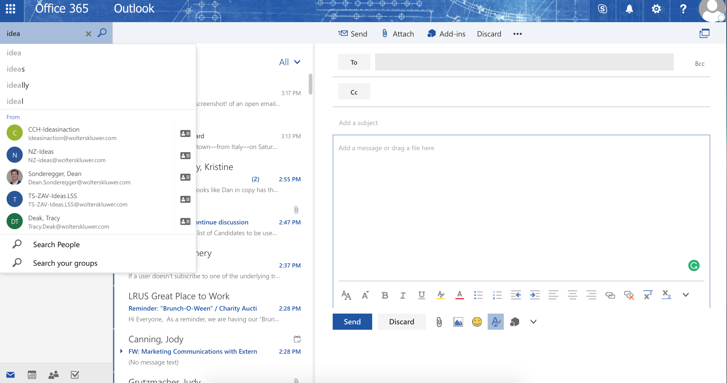 gmail vs. outlook