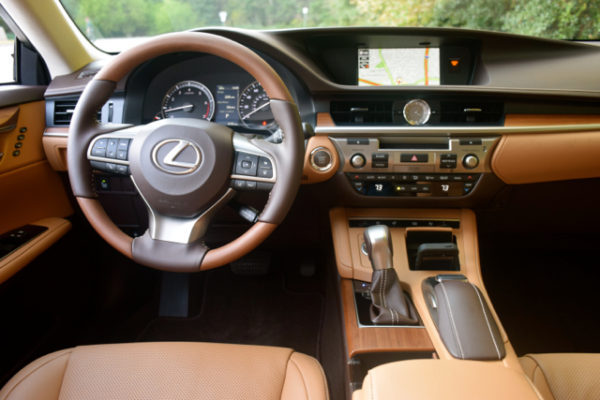 On the Road: 2017 Lexus ES 350