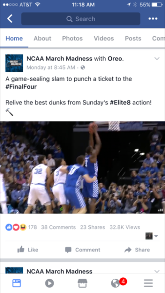 Facebook Now Allows Branded Content For All Business Pages