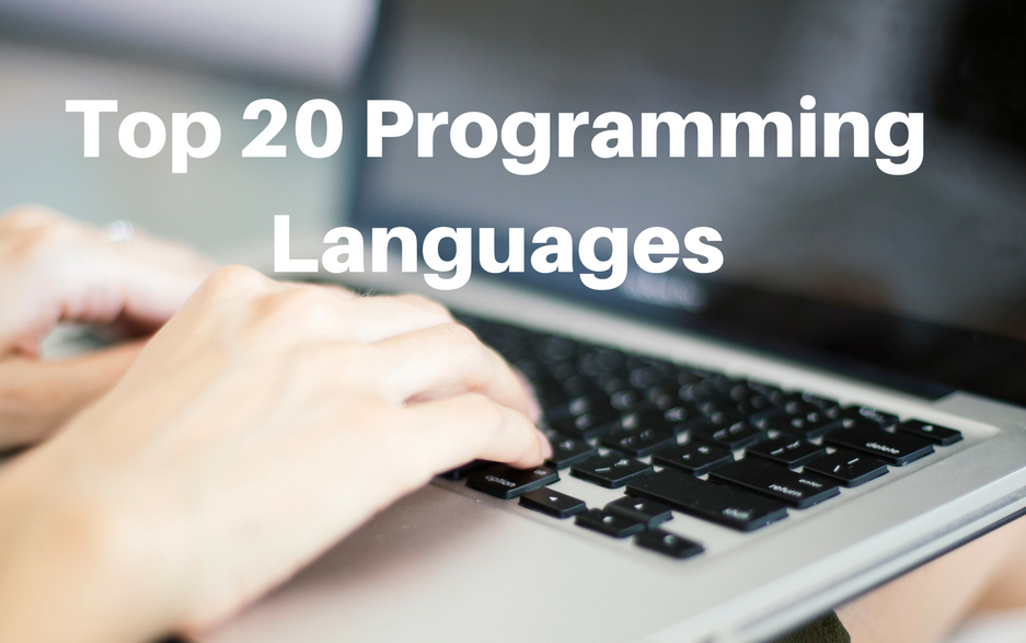 Top 20 Most Popular Programming Languages in 2017
