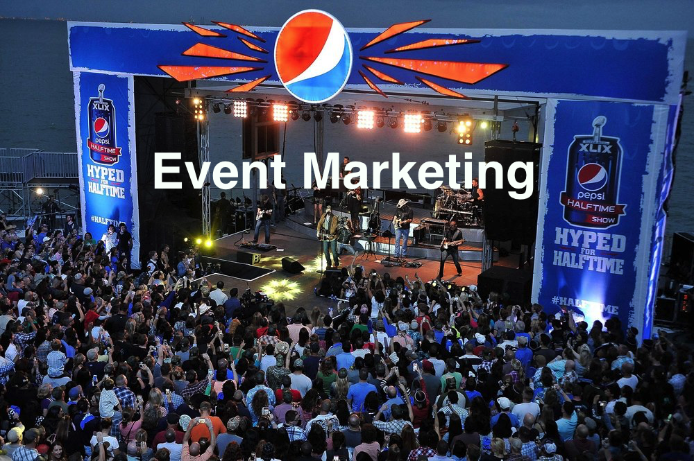 Pepsi Event Marketing