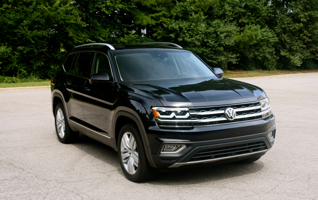 Image result for 2018 Volkswagen Atlas