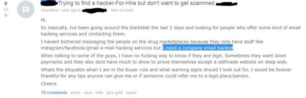 Darknet Chronicles Pt 3: Forums & Sabotage