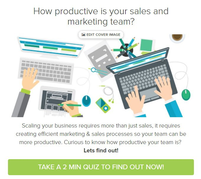 How productive is your sales and marketing team?