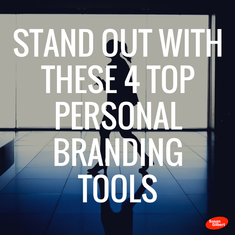 Stand Out With These 4 Top Personal Branding Tools