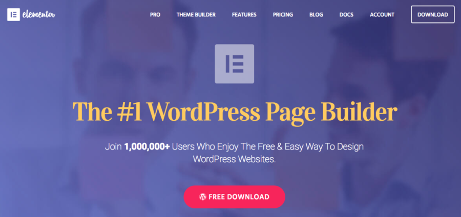 #2 Must-Have WordPress Tool: Elementor Page Builder