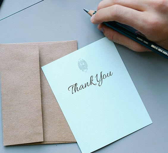 "You Need to Say ""Thank You"" to Your Customers More Often"