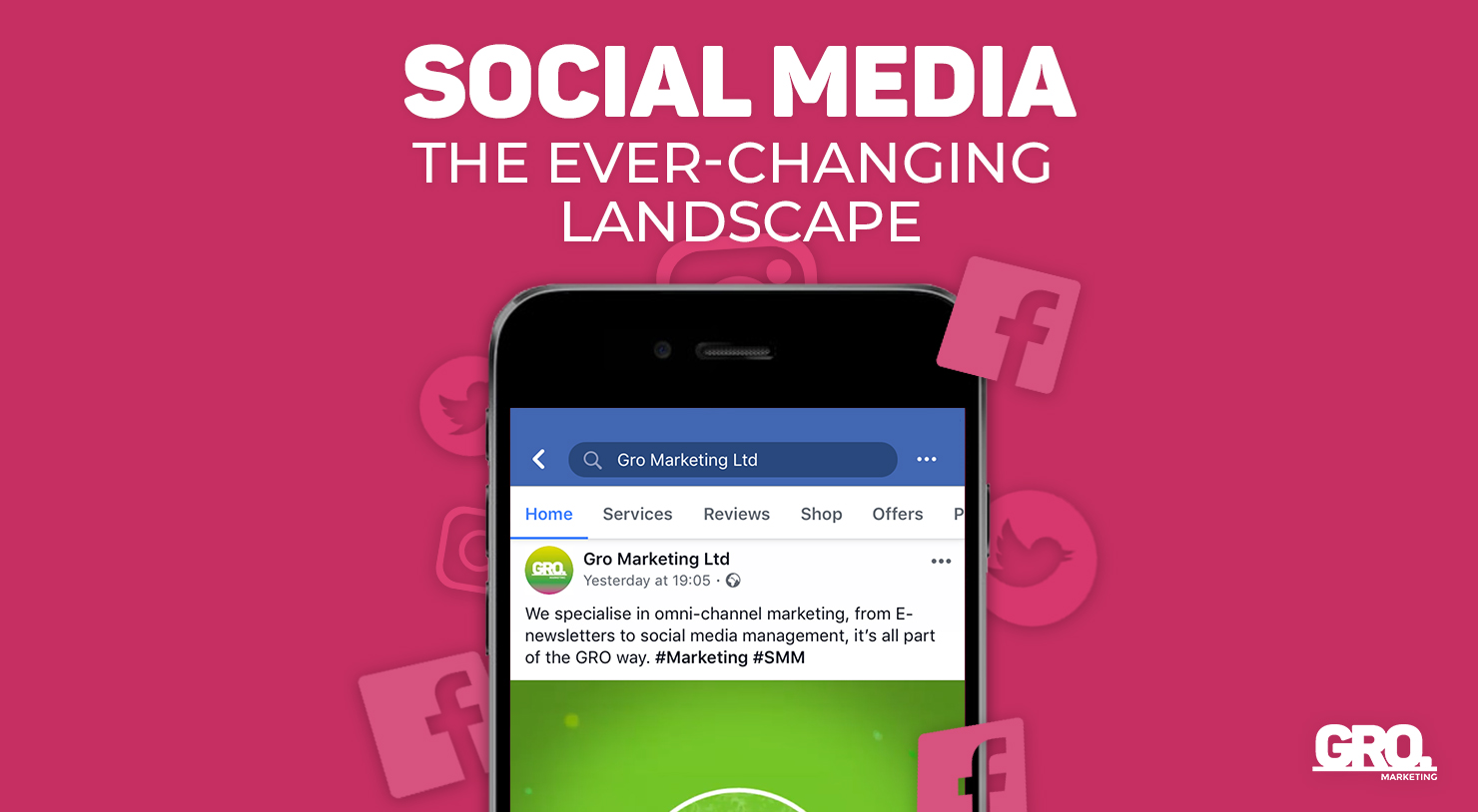 Social Media: The Ever-Changing Landscape