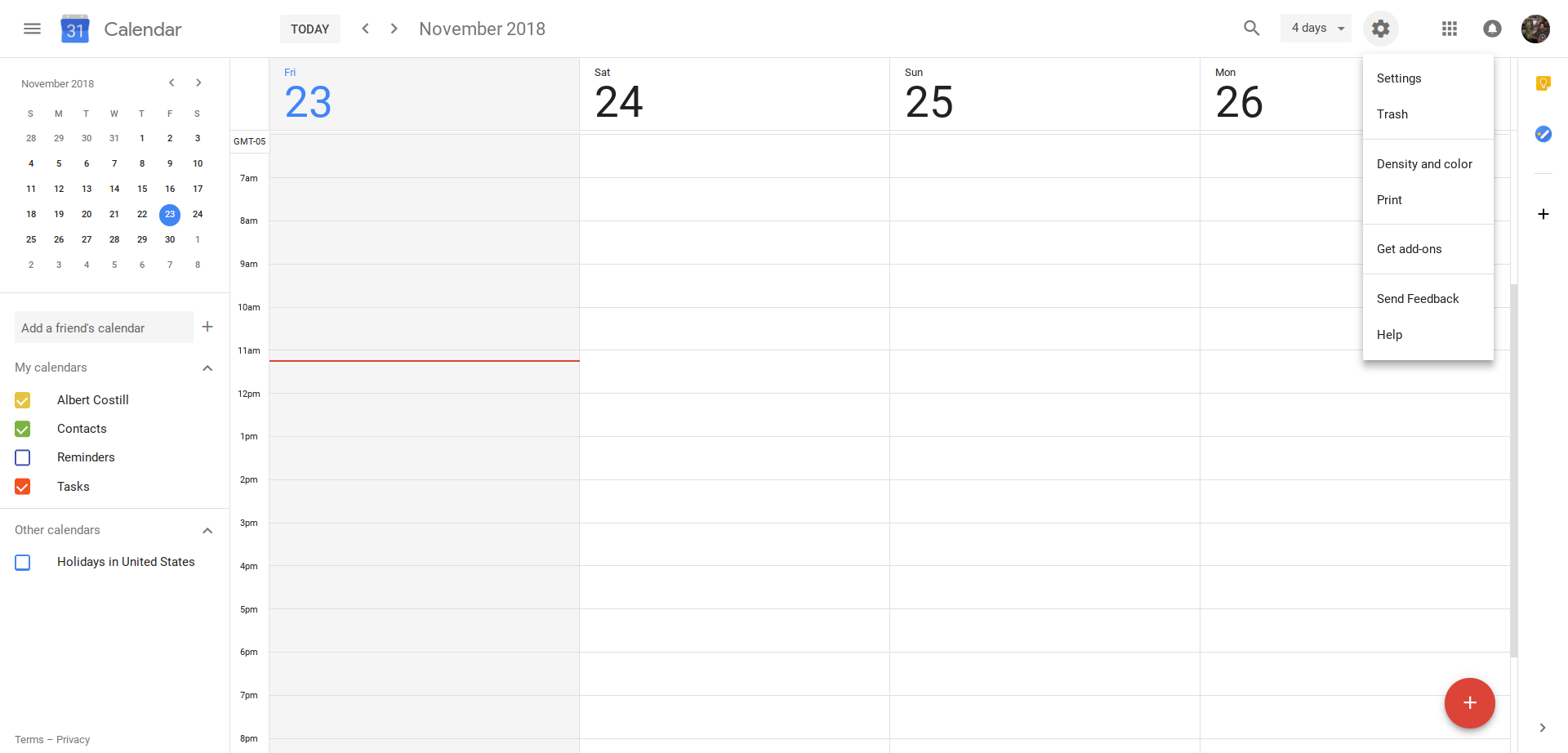 How To Disable Google Hangouts In Your Calendar