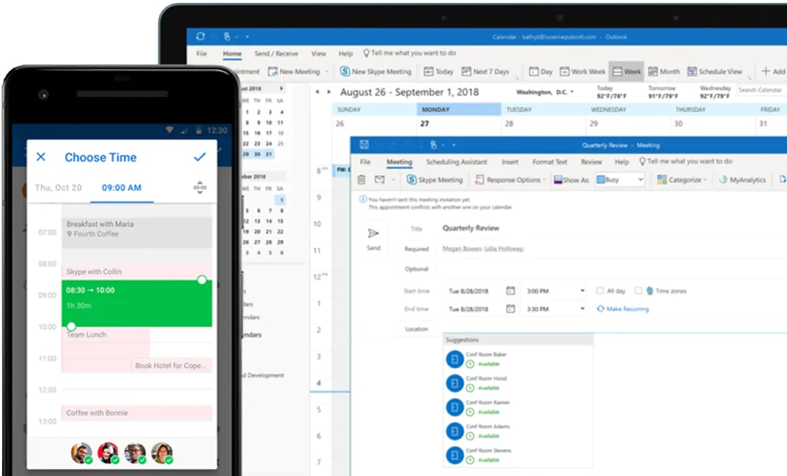 How to Share Your Calendar on Outlook