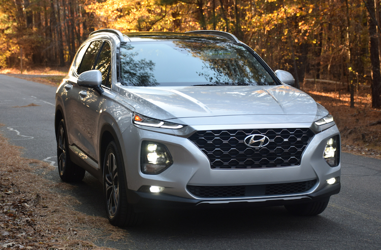All-New: 2019 Hyundai Santa Fe SUV
