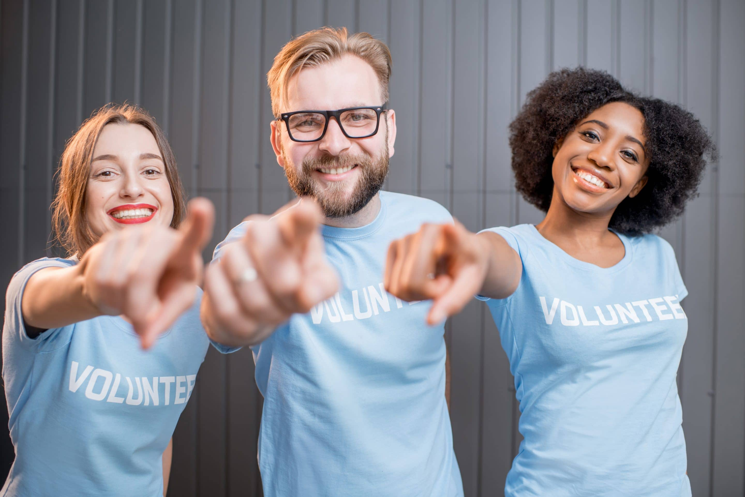 Volunteering Can Solve Business And Social Challenges
