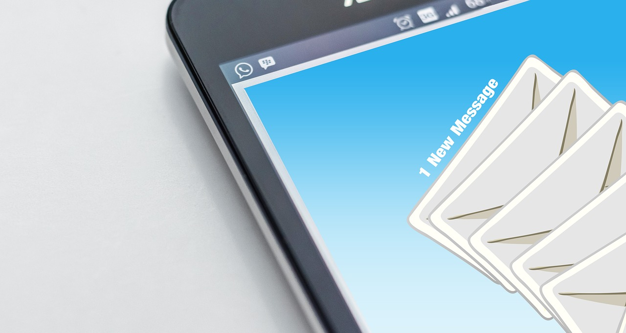 email marketing from your phone