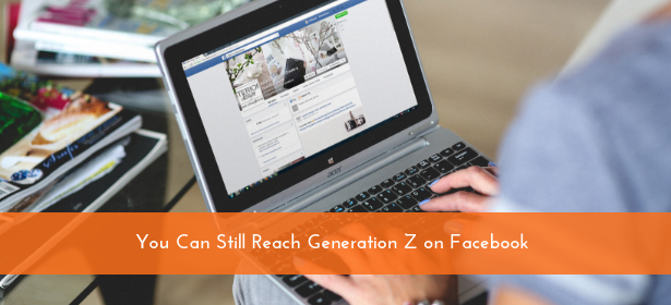 generation z on facebook