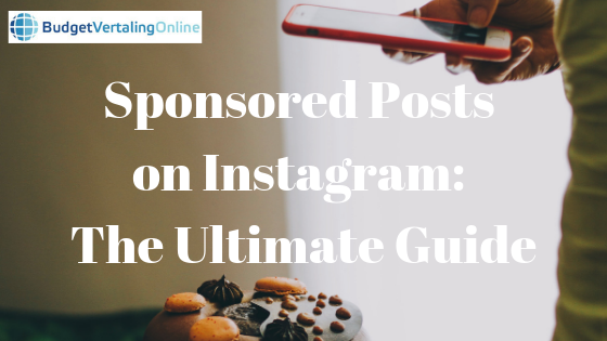 'Sponsored Posts on Instagram: The Ultimate Guide' Unsurprisingly, Instagram is an outstanding platform for brand awareness. Instagram's sponsored posts are a fantastic way to get more reach, build your followers, and establish brand awareness. Getting more followers as a business means that you could get more engagement, more traffic, and indeed, more sales. In this blog post, I will show you how your brand can use sponsored posts on Instagram, how to create them, when you should use them, and how they are different from other types of Instagram Ads: http://bit.ly/SponsoredPostsOnIG