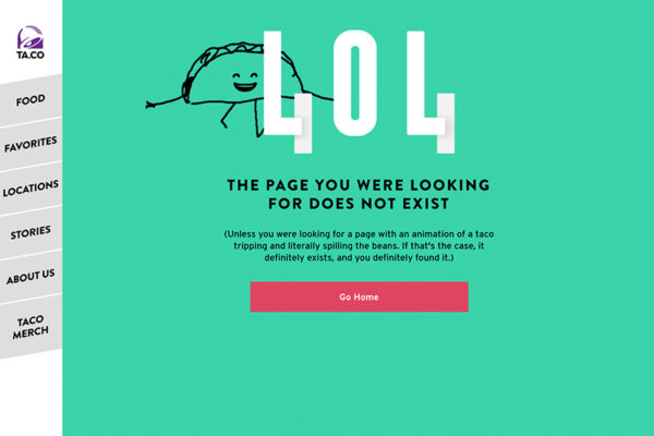 The Best 404 Pages on The Internet (& What We Learned From Them)