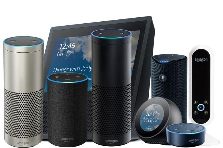 Amazon Alexa and Windows Cortana